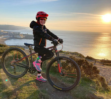 How to connect with nature through family cycling